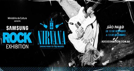"""A exposição """"Taking Punk to the Masses"""", dedicada ao Nirvana estreia no mês de setembro, em São Paulo Eventos BaresSP 570x300 imagem"""