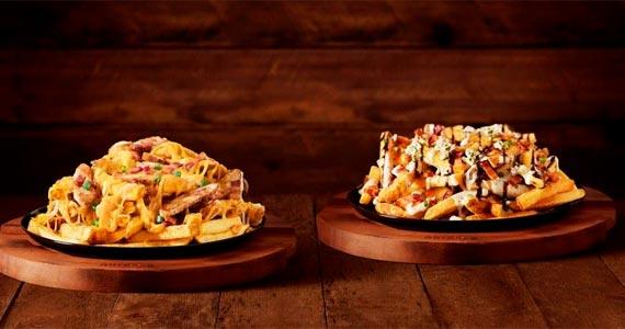 Festival de Fries apresenta duas receitas inusitadas que deixam o ícone do restaurante Outback ainda mais delicioso Eventos BaresSP 570x300 imagem