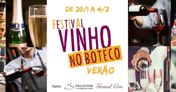 2ª Edição do Festival Vinho de Boteco Verão reúne 07 wine bars em São Paulo Eventos BaresSP 570x300 imagem