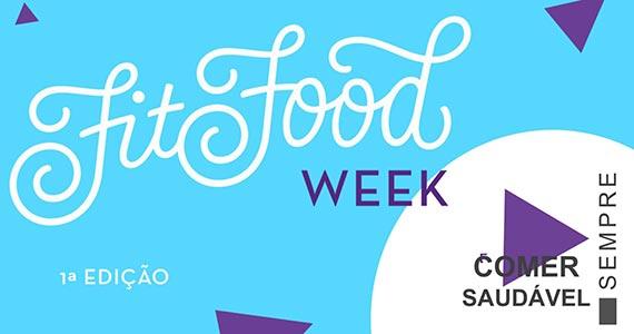 1ª edição do Fit Food Week reúne 18 restaurantes com pratos saudáveis Eventos BaresSP 570x300 imagem