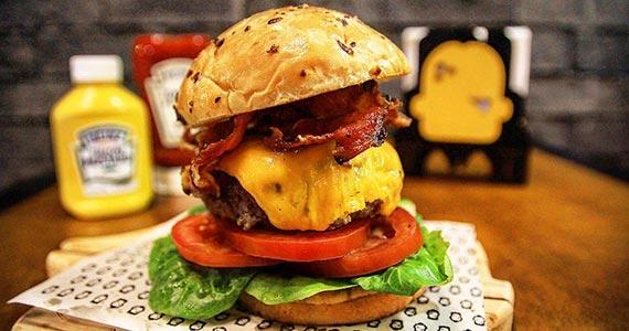 Heinz apresenta novo hambúrguer co-criado por quatro casas para o Burger Fest 2018 Eventos BaresSP 570x300 imagem