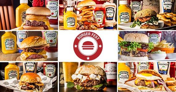 Confira os estabelecimentos participantes do festival Burger Fest 2017 Eventos BaresSP 570x300 imagem