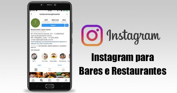 Instagram para Bares e Restaurantes Eventos BaresSP 570x300 imagem