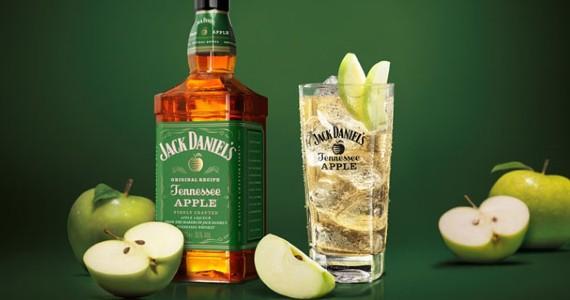Jack Daniels lança versão com sabor maça verde Eventos BaresSP 570x300 imagem