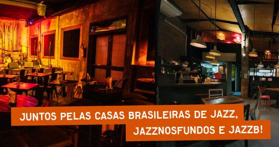 JazzNosFundos e JazzB lançam campanha para não fecharem as portas Eventos BaresSP 570x300 imagem