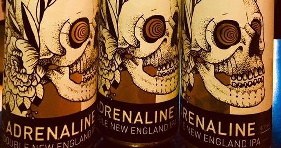 A cerveja Adrenaline, da Docktor Brau, chega aos bares neste sábado Eventos BaresSP 570x300 imagem