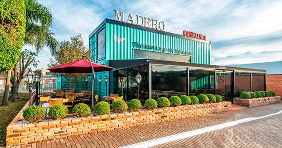 Osasco recebe a primeira unidade da hamburgueria Madero Eventos BaresSP 570x300 imagem