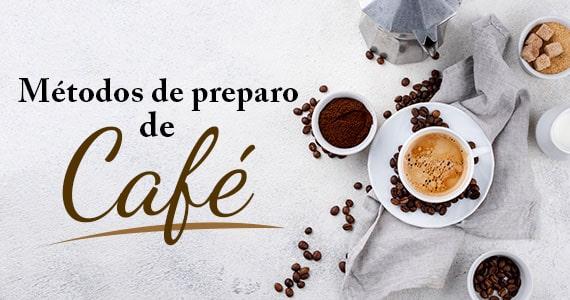 Métodos de preparo de café Eventos BaresSP 570x300 imagem