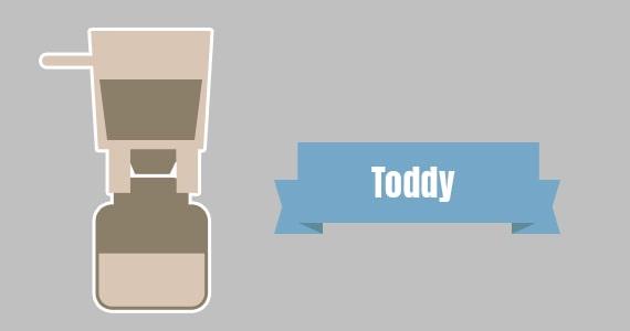 Método de preparo Toddy