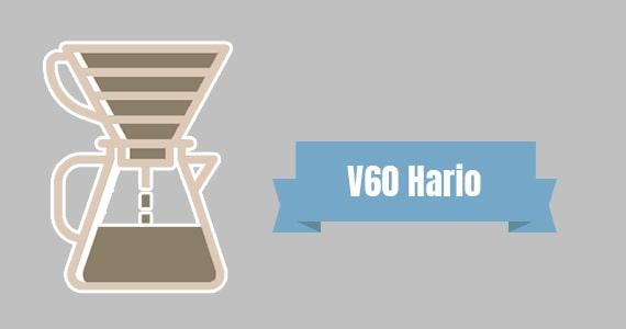 Método de preparo V60 Hario