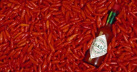McIlhenny Company comemora os seus 150 anos do tradicional molho de pimenta Eventos BaresSP 570x300 imagem