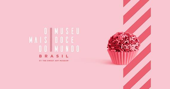 Museu Mais Doce do Mundo chega a São Paulo Eventos BaresSP 570x300 imagem