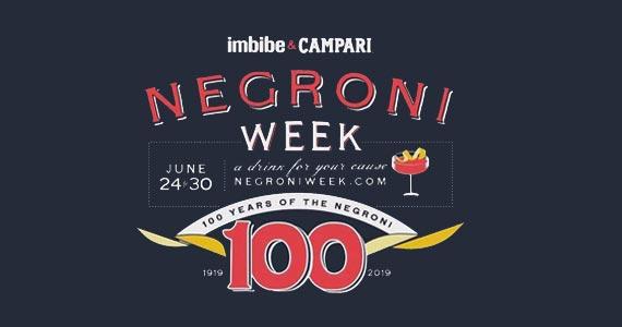 Negroni Week reúne mais de 50 bares com novas versões do coquetel Eventos BaresSP 570x300 imagem