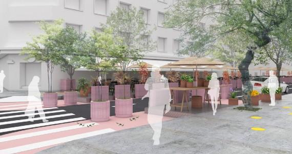 Movimento Ocupa Rua busca ajudar a retomada de bares e restaurantes  Eventos BaresSP 570x300 imagem