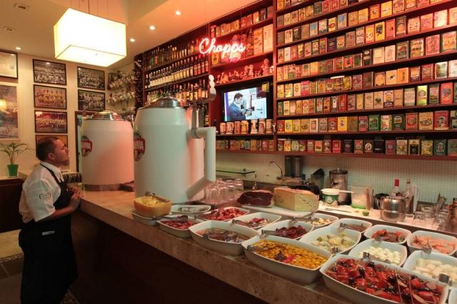 Avaliação do chopp Elidio Bar Elidio Bar