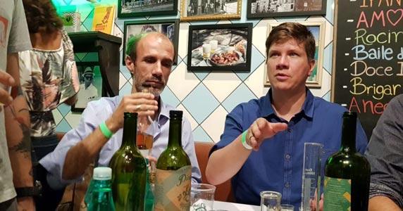 Bar Pirajá comemora 20 anos com a nova cachaça Santo Grau Eventos BaresSP 570x300 imagem