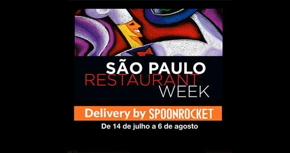 De 14/07 a 06/08 acontece a 1ª edição delivery do Restaurant Week em São Paulo Eventos BaresSP 570x300 imagem