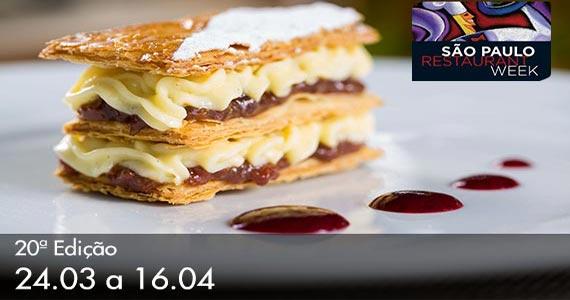 Confira 20 menus do Restaurant Week que você não pode deixar de experimentar Eventos BaresSP 570x300 imagem