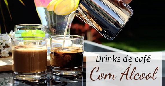 Saiba como preparar deliciosos drinks de café com álcool Eventos BaresSP 570x300 imagem