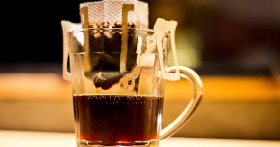 Café Gourmet Santa Monica lança campanha Café Sem Açúcar para valorizar o sabor da bebida Eventos BaresSP 570x300 imagem