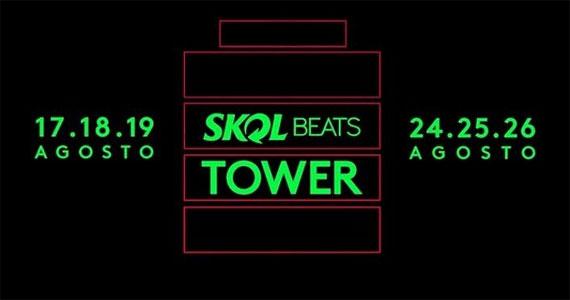 SKOL BEATS apresenta o festival SKOL BEATS TOWER e convida a todos a descobrirem várias noites dentro da mesma festa Eventos BaresSP 570x300 imagem