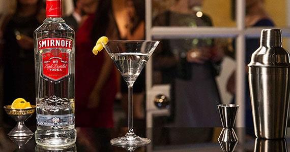 História da Vodka Smirnoff