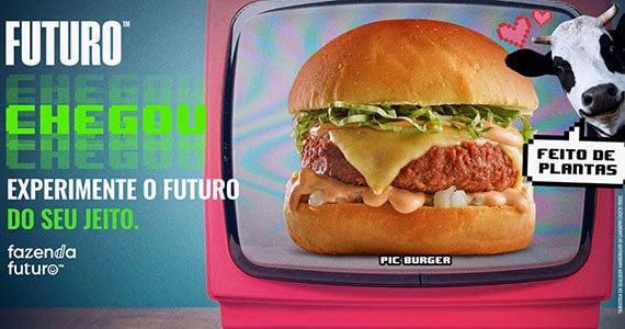 """The Fifties apresenta hamburguer de """"planta"""" em seus lanches Eventos BaresSP 570x300 imagem"""