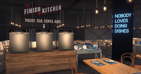 O restaurante The Finish Kitchen chega com inovação no bairro nobre de São Paulo Eventos BaresSP 570x300 imagem