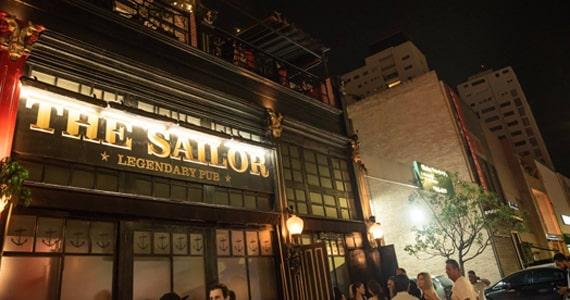 The Sailor Legendary Pub fecha as portas após 7 anos de sucesso Eventos BaresSP 570x300 imagem
