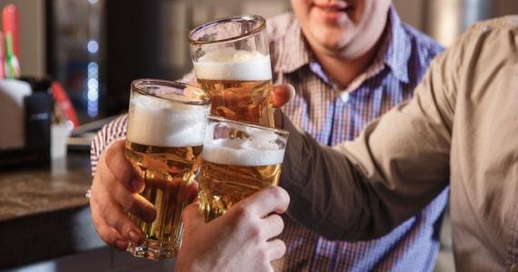 A origem da cerveja