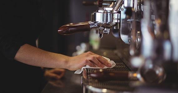 O que é máquina de café profissional