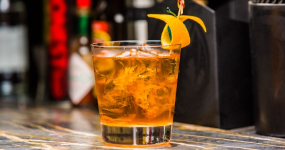 Drinks com rum