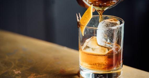 Drinks com whisky