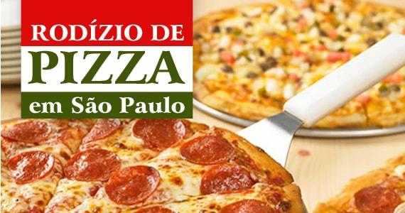 Rodízio de Pizza em São Paulo Eventos BaresSP 570x300 imagem