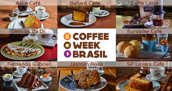6ª edição do Coffee Week Brasil acontece em São Paulo e Curitiba 18 de agosto Eventos BaresSP 570x300 imagem
