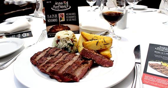 Restaurante La Caballeriza vence o Concurso Beef Week pela segunda vez consecutiva Eventos BaresSP 570x300 imagem