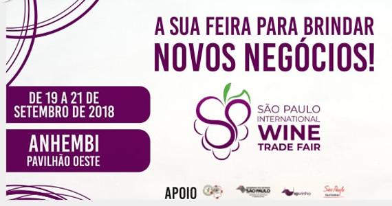 São Paulo International Wine Trade Fair oferece o melhor da vitivinicultura Eventos BaresSP 570x300 imagem