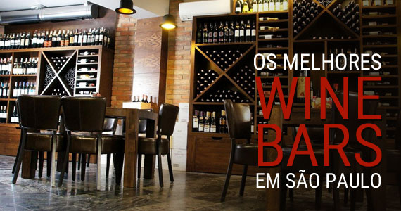 Confira 08 lugares para apreciar um bom vinho em São Paulo BaresSP