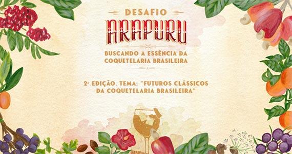Arapuru Gin lança desafio para descobrir novos clássicos Eventos BaresSP 570x300 imagem