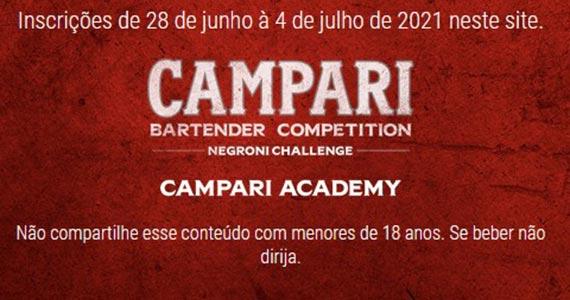 Campari Bartender Competition abre inscrições para a competição Eventos BaresSP 570x300 imagem