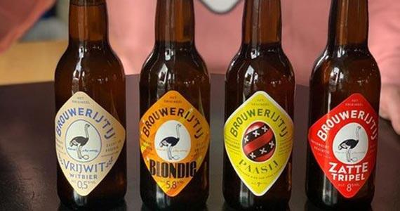 Cervejaria holandesa Brouwerij'tIJ chega ao Brasil para celebrar 150 anos do grupo Duvel Eventos BaresSP 570x300 imagem