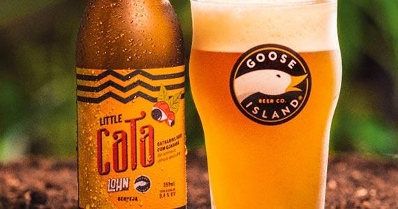 Goose Island e Lohn Bier lançam cerveja especial para o Dia da Cerveja Brasileira Eventos BaresSP 570x300 imagem