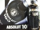 Chega ao mercado a vodka Absolut 100, especialmente forte  BaresSP image