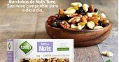 Taeq lança barra de Nuts e biscoitos integrais com sabores exclusivos 19/05/2017 /barreporter/thumbs2/Taeq.jpg