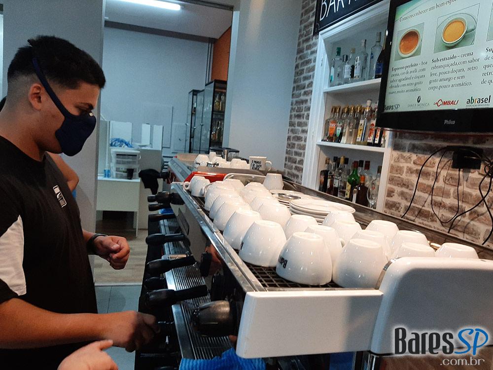 Abrir um Café