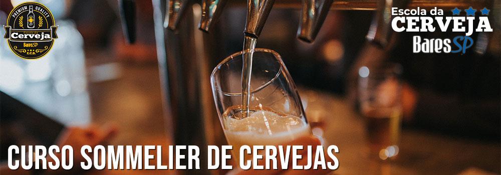 Sommelier de Cervejas Profissional