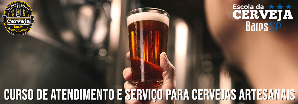 Curso de Como Servir Cervejas Especiais