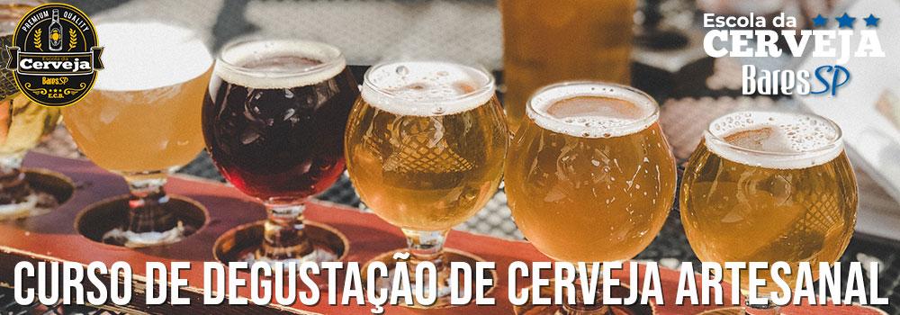 Curso de Degustação de Cerveja Artesanal