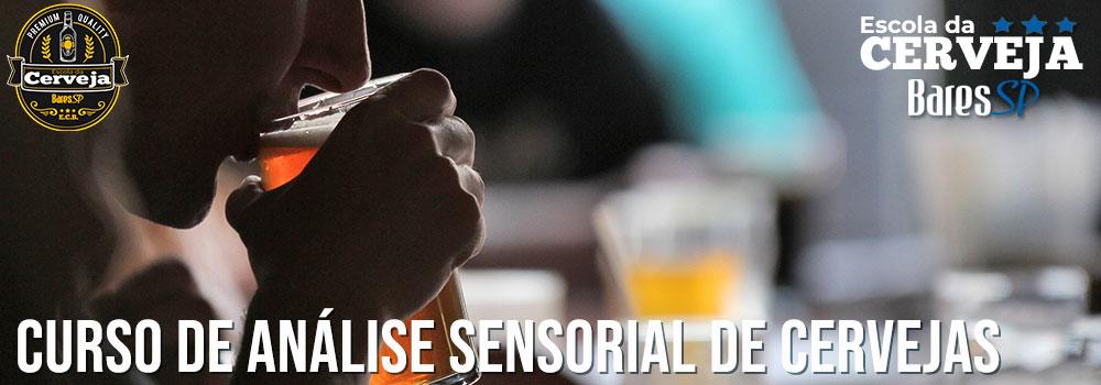 Curso de Análise Sensorial de Cervejas