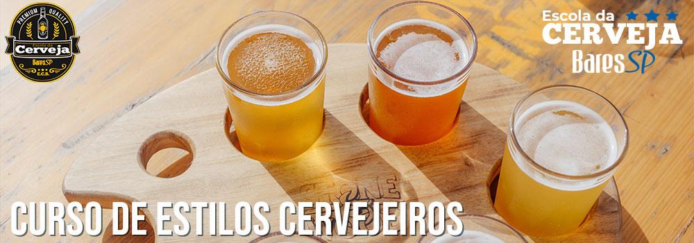 Curso de Especialista em Estilos de Cervejas